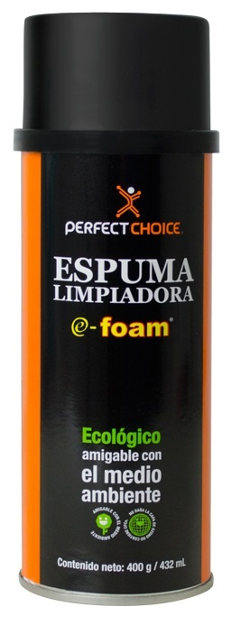 ESPUMA LIMPIADORA PERFECT CHOICE