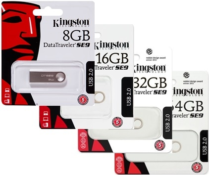 MEMORIA USB KINGSTON 2.0